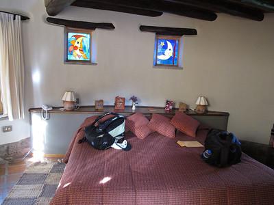 Sol y Luna Downstairs Room