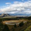 Overlooking Villa Cerro Castillo