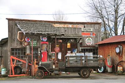 January 23, 2010 - Antique Car Garage