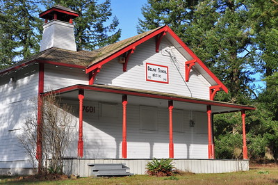 January 20, 2010 - Delphi School Established 1910 - Olympia, WA