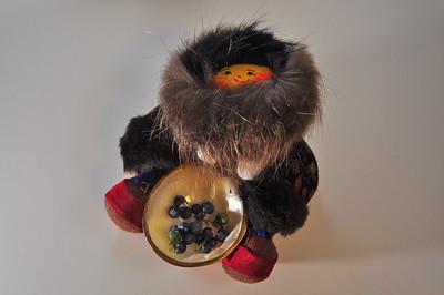 March 25, 2010 - Eskimo Doll bought in Anchorage Alaska.