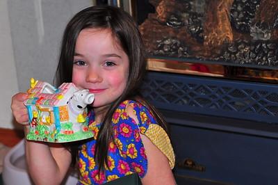 January 10, 2010 - Second Christmas - Bethany's Teapot