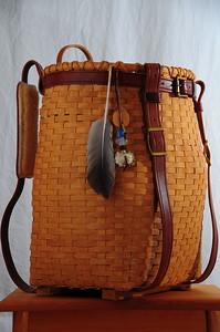 January 27, 2010 - Adirondack Backpack Basket Made in Alaska