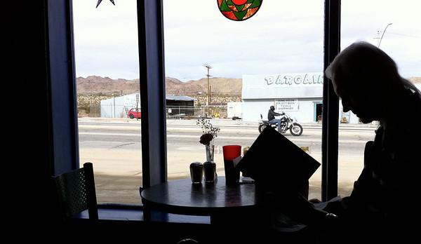 Crossroads Cafe Joshua Tree, CA