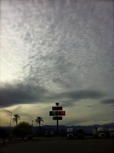 Truck stop Indio, CA