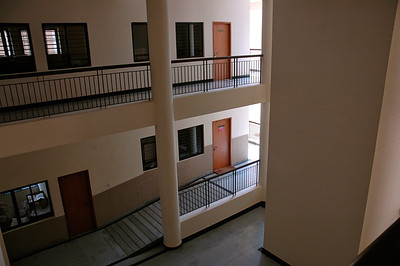 Int'l visitors hostel