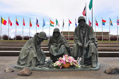Korean War Memorial - Olympia, WA