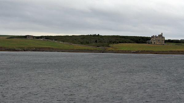 Leaving Orkney Isles