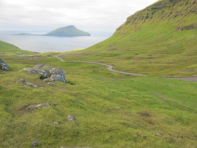View, Faroe Isles