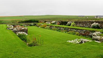 Skaill House Garden, Orkney Isles