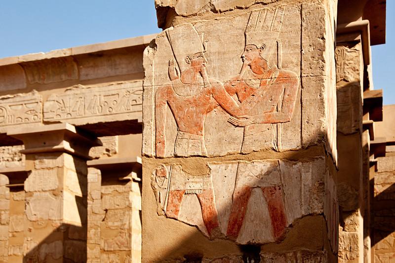 Open-air museum, Karnak.