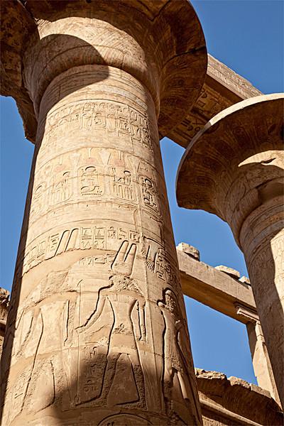 Hypostle Hall, Karnak Temple