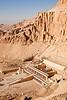 Deil er-Bahri (Hatshepsut's Temple), Luxor West Bank.
