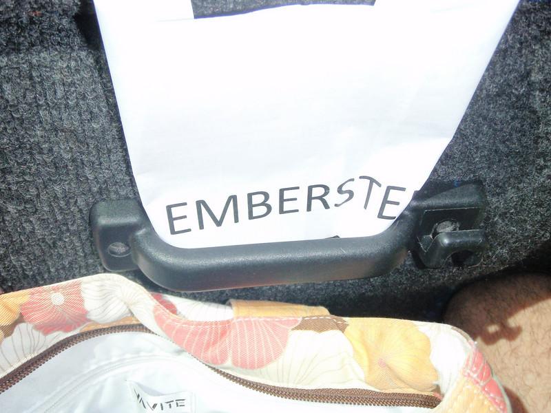 Busstur-selskapet hadde <i>nesten</i> klart å stave etternavnet vårt riktig...