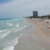 Søndagen bruker vi til å nyte strandlivet ved Dania Beach ved Ft. Lauderdale.