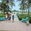 Miami Beach sett fra Ocean Drive (igjen).