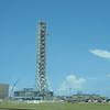 En del av et oppskytningstårn, sannsynligvis.