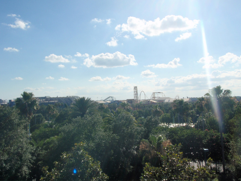 Dag 5, 25. juni: Universal Studios, Orlando.