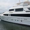 """""""Mustang Sally"""", en av mange fine båter i området ved Ft. Lauderdale."""