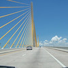 """Sunshine Skyway Bridge"", Tampa Bay, FL"