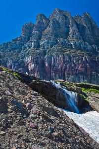 Glacier National Park Montana.