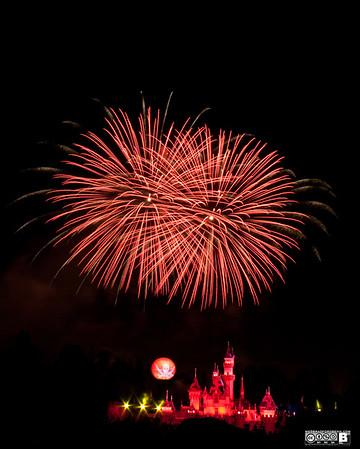 Halloween Haunts Fireworks