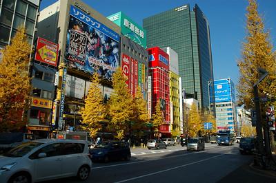 Akihabara, Tokyo - Electric town.
