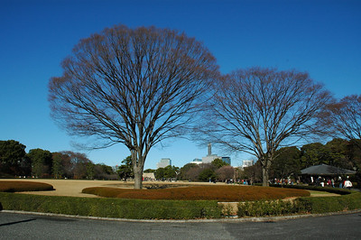 Grounds of the Imperial Palace