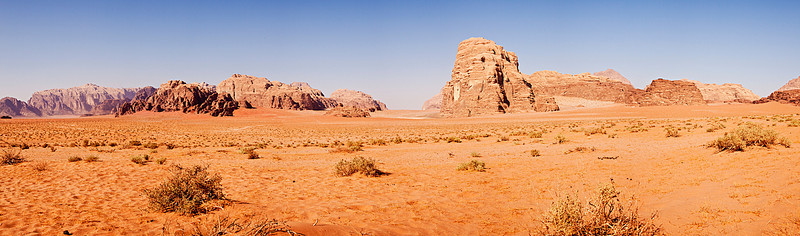Wadi Rum, the spectacular desert environment of Jordan.<br /> <br /> I wrote in the intro above that I wished I had been able to plan my tour of Wadi Rum better. The best way to see it is to do advance planning and organize your trip with a reliable desert outfitter before you arrive to WR. Maybe when I get to revisit Jordan one day, I'll get the WR trip of my dream :)