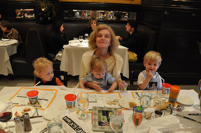 Mother's Day brunch at Mon Ami Gabi