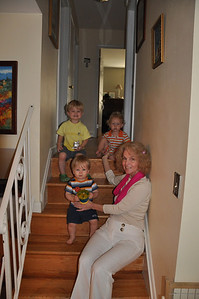 Noni and grandsons