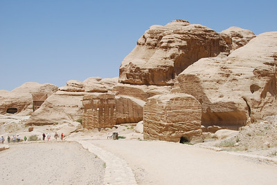 011 - On the way to the Petra