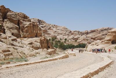 013 - On the way to the Petra