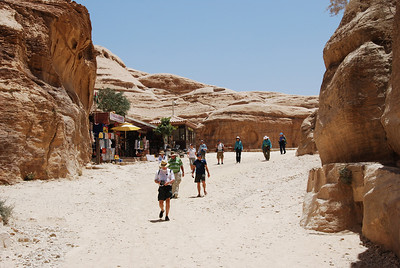 017 - On the way to the Petra