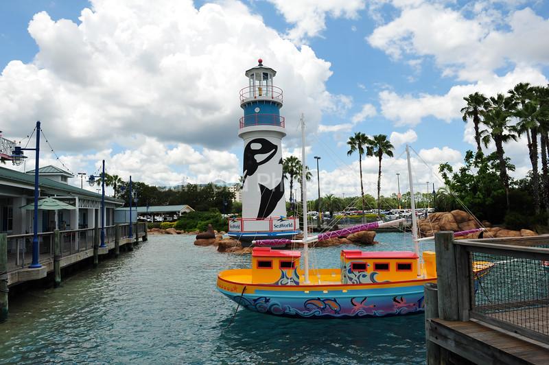 Sea World FL