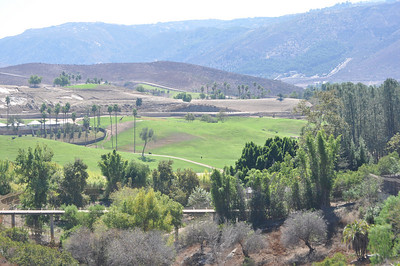 View of the park from Condor Ridge.  Only about 20% of the park is viewable on foot.