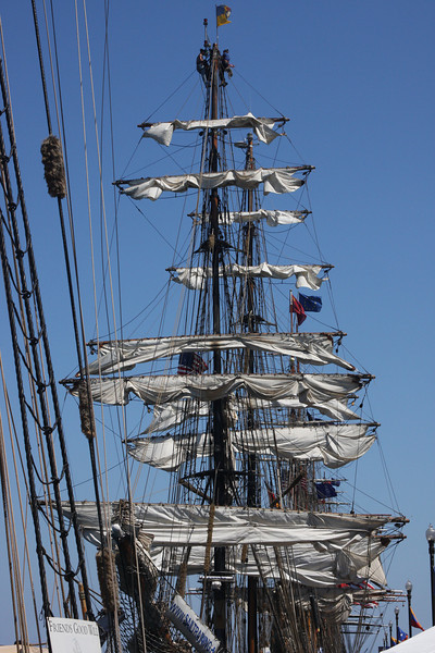 Tall Ships in Chicago
