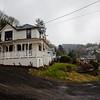 "This is the REAL house from ""The Goonies"" in Astoria, OR - 1/16/2010"