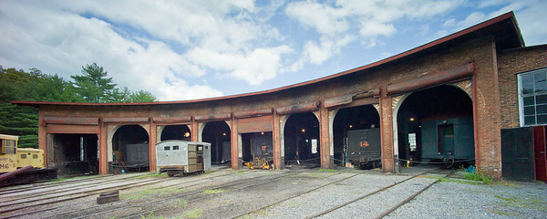 East Broad Top Railroad Orbisonia Pennsylvania 2010