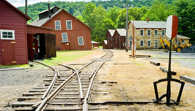 East Broad Top Railroad Orbisonia Pennsylvania 2010