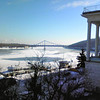 bank of the River Dnipro