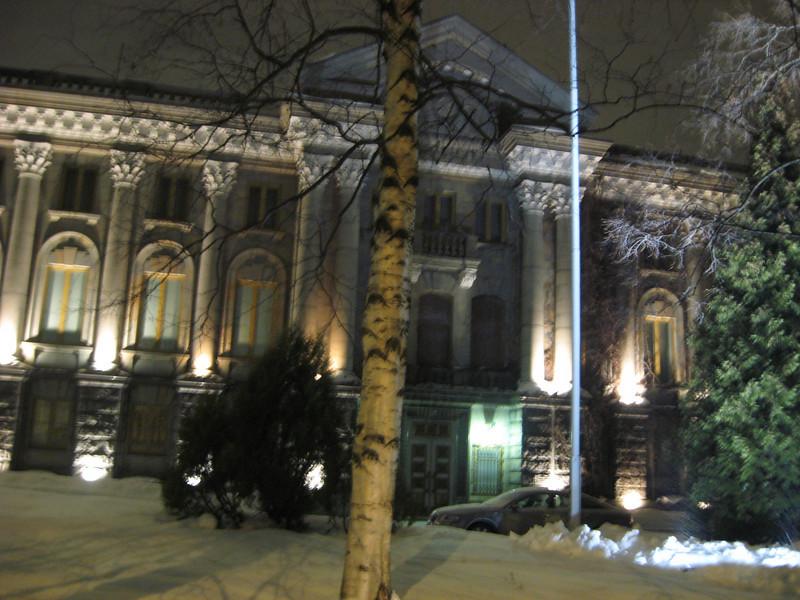 Russian Federation Embassy in Helsinki