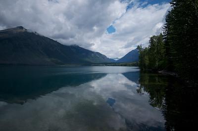 Glacier National Park Lake McDonnell