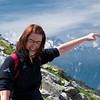 Chňape na Matterhorn :)