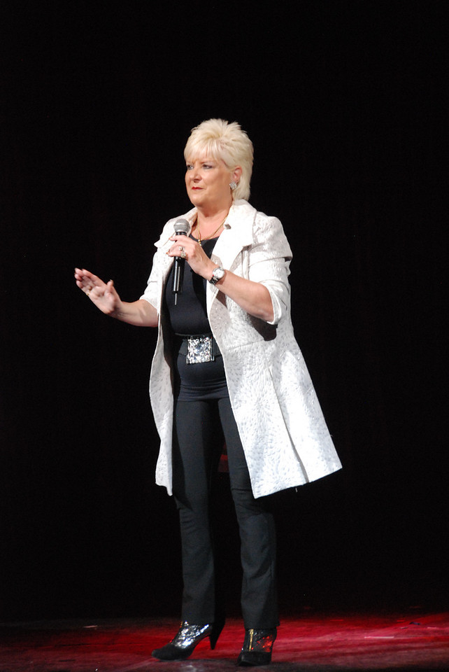 Sue was a great Cruise Director & Entertainer.