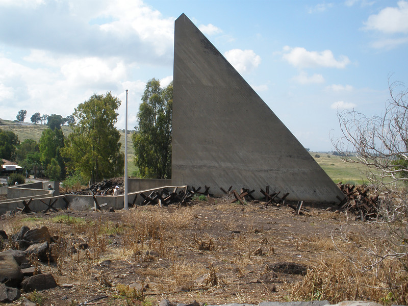 Monument to six-day war
