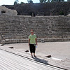 Vadis on stage in colleseum