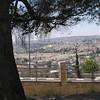 Jerusalem seen from Mount of Olives