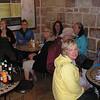 Pizza lunch - Mary Lou, Vadis, Naomi, Grace, Terry, Jennifer, Kim