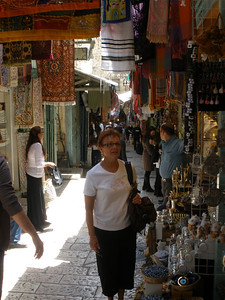 Old City Jewish Qtr shops